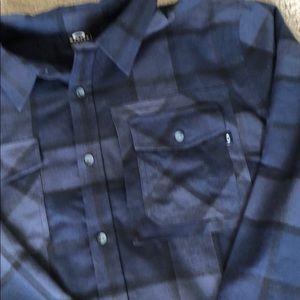 Oakley Blue Flannel